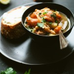Pressure Cooker French Pork Stew // not without salt