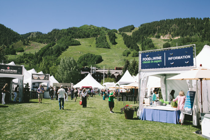 Aspen Food & Wine Classic // Not Without Salt